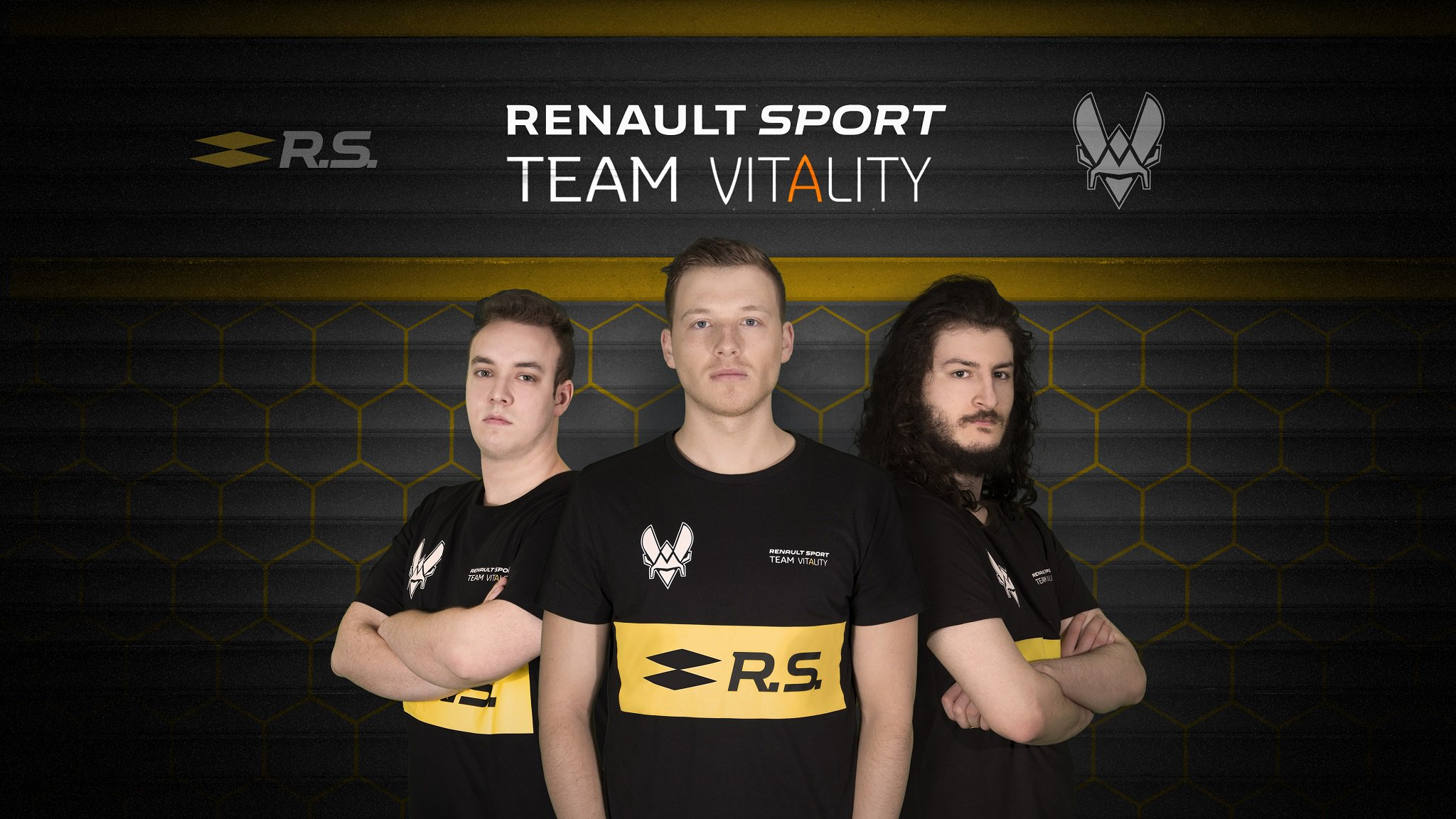 Team Vitality Rocket League esports