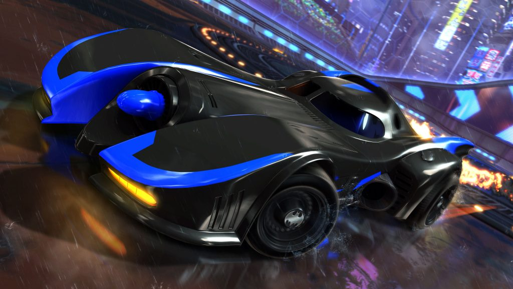 Rocketeers What Rocket League Pros Think About The New Batmobiles