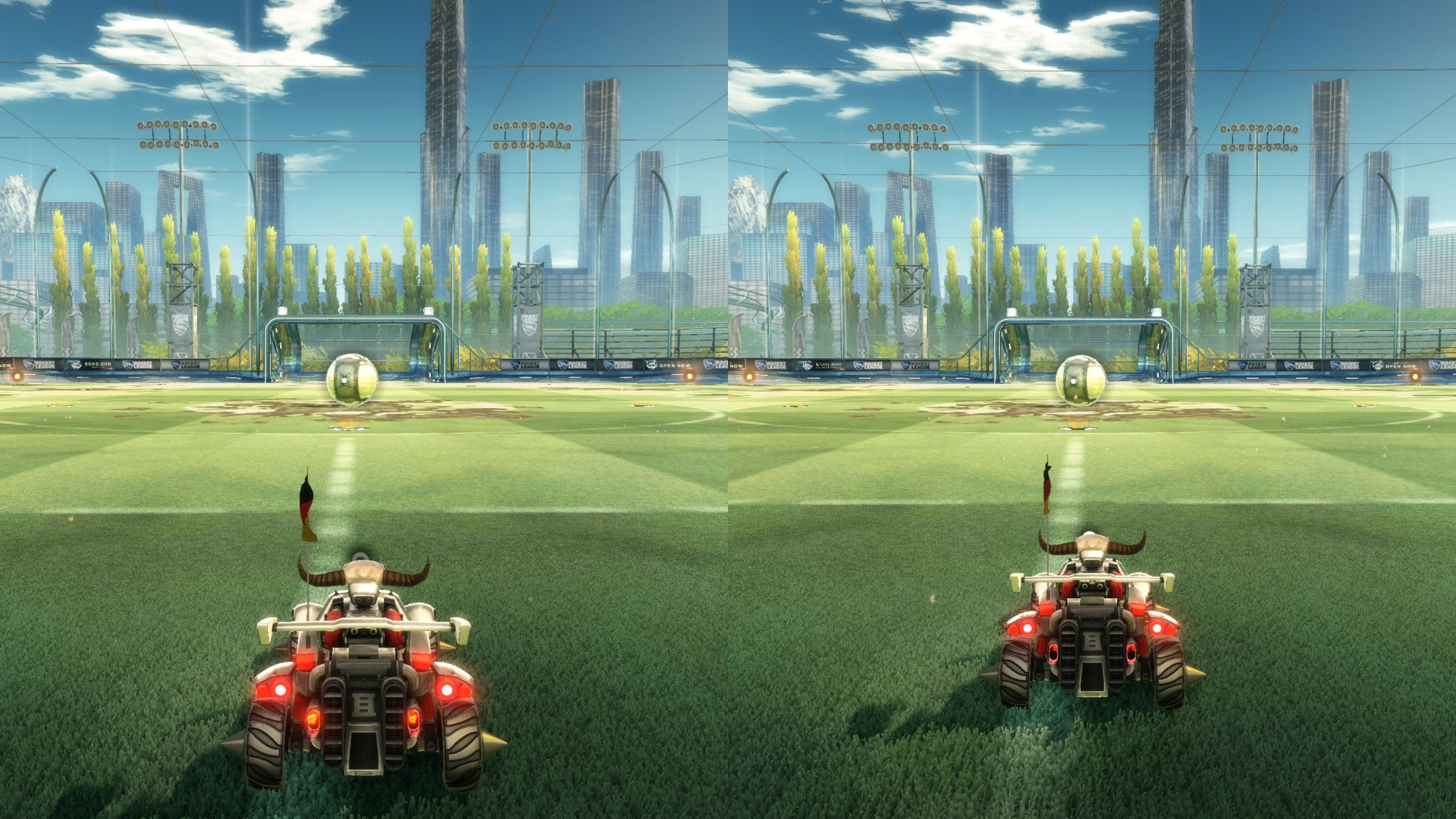 Rocket League Camera Settings Distance