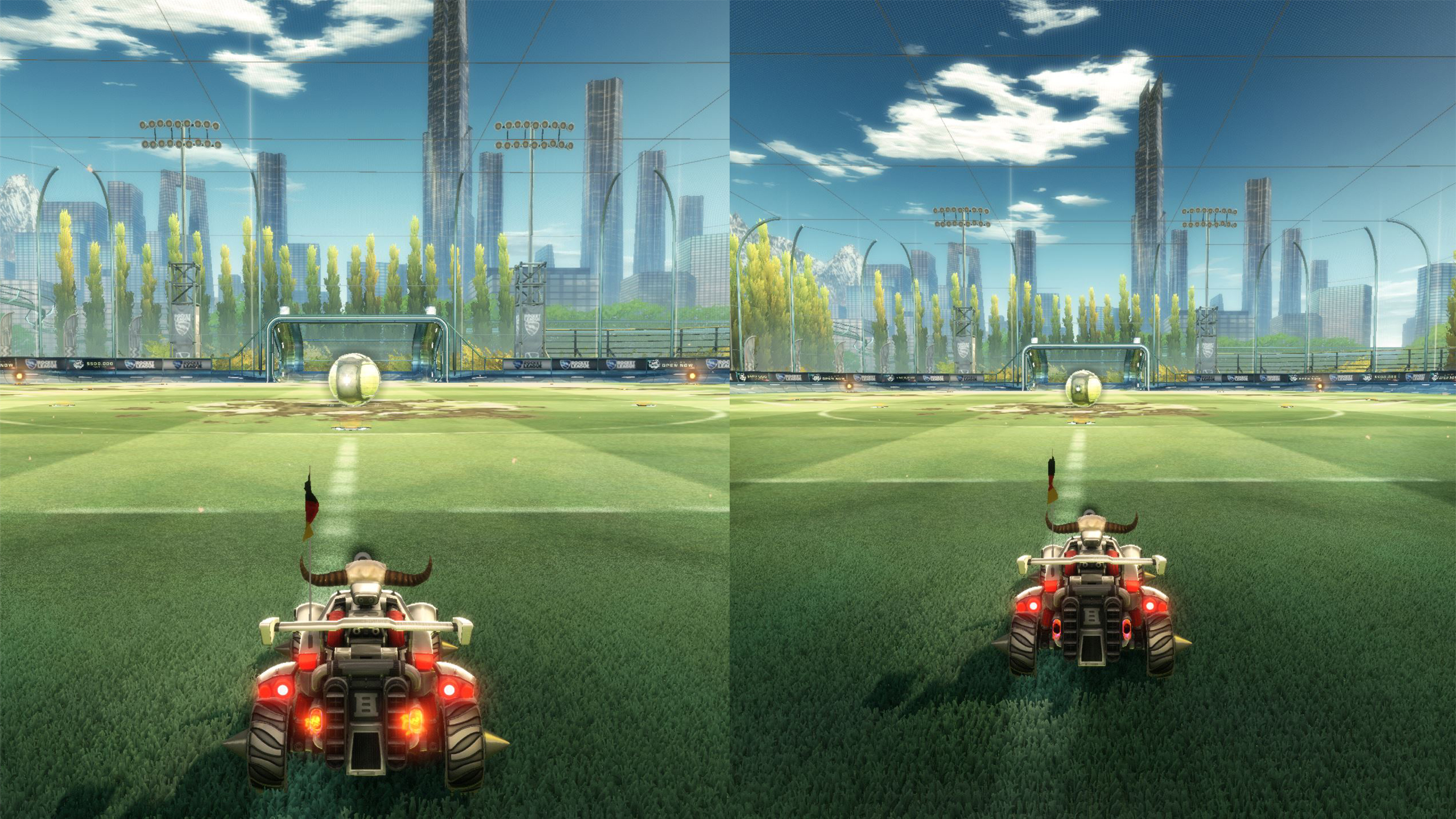 Rocket League Camera Settings Field of View (FOV)