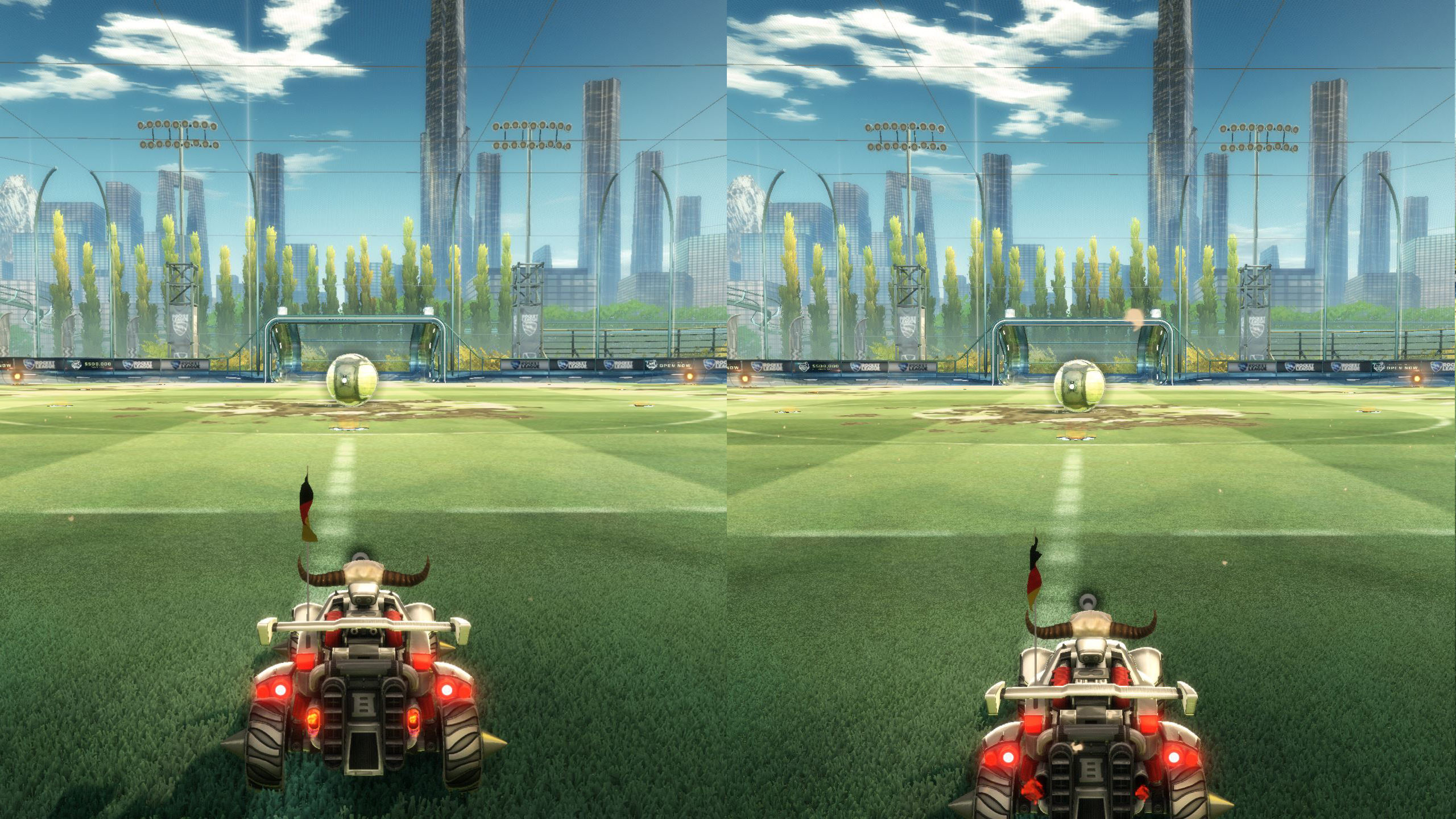 Rocket League Camera Settings Height