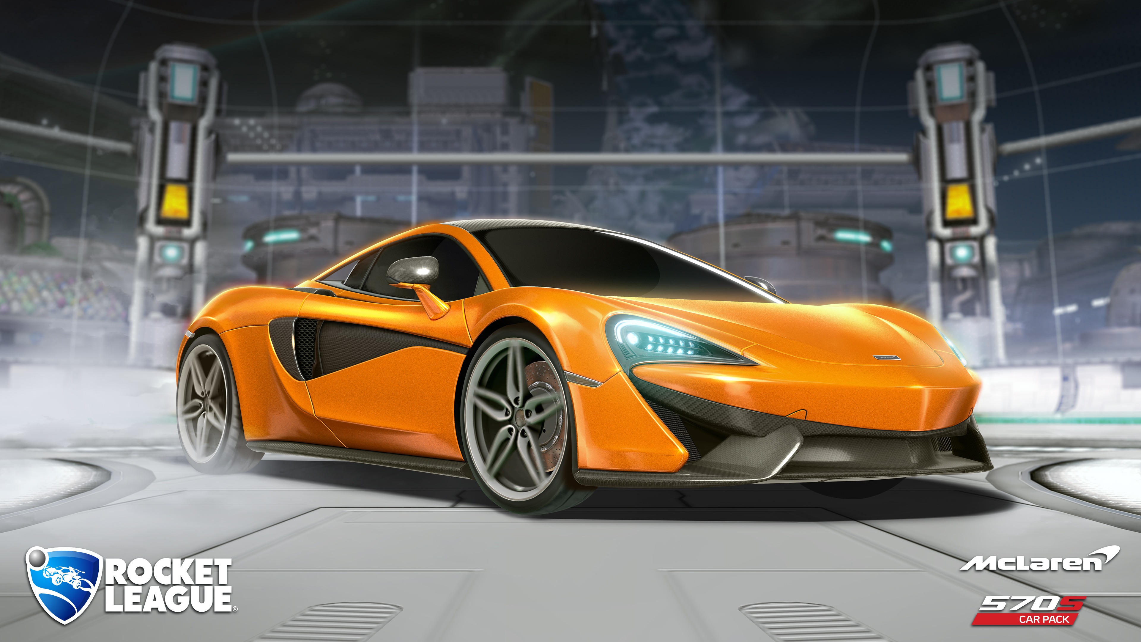 Rocket League New Car >> Rocketeers You Can Now Play With A Mclaren In Rocket League