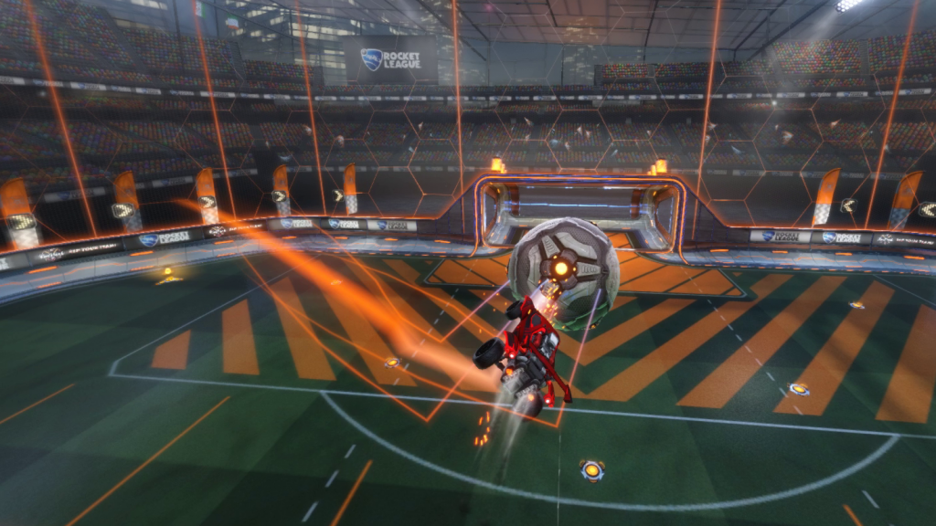Rocket League Training Pack Download: Aerials and Backboard Shots
